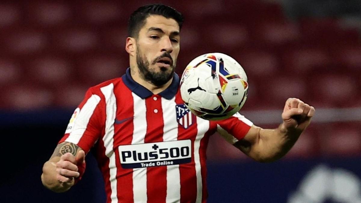 Luis Suárez, en una imagen de archivo
