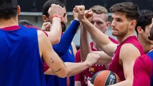 El Barça ultima la preparación del encuentro ante el Zenit