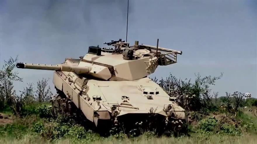 Las fuerzas armadas argentinas compran 17.000 piezas de repuesto