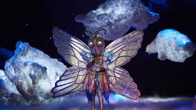 ¿Quién se escondía tras Mariposa, la tercera máscara de Mask Singer?