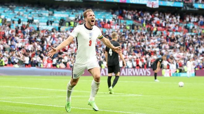 Inglaterra no ha pisado la final de la Eurocopa