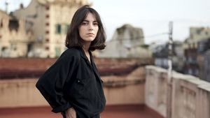 Vicky Luengo, protagonista de la serie Antidisturbios