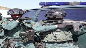 La Guardia Civil quiere comprar otros 7.000 fusiles de asalto