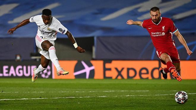 Así fue el partidazo de Vinicius que acerca al Madrid a semifinales