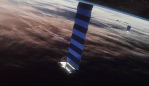 SpaceX rebasa los 1.000 satélites en órbita para el proyecto Starlink