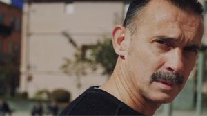 Sánchez Jara vuelve a dejarse el bigote este mes de noviembre por una buena causa