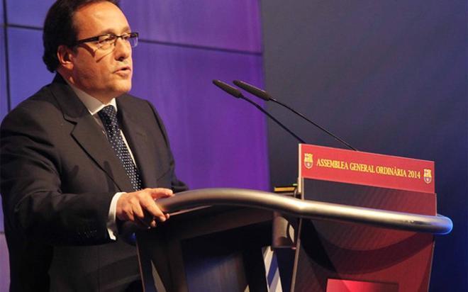 Ramon Adell presidirá la Comisión Gestora que dirigirá al Barça las próximas semanas