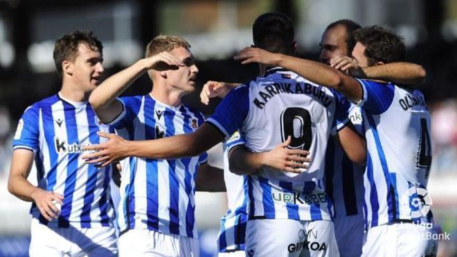 Real Sociedad B - Las Palmas de LaLiga SmartBank: Horario y dónde ver en TV