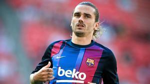 Y con este vídeo se despide el Barça de Griezmann...