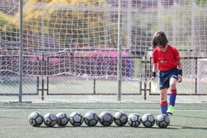 Cambrils sede del Campus Barça Academy SPORT