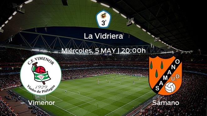 Jornada 3 de la Segunda Fase de Tercera División: previa del partido CF Vimenor - Sámano