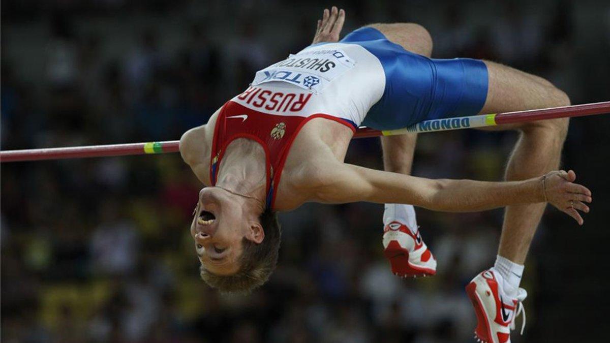 Shustov fue suspendido por manipular su orina