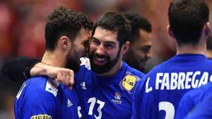 Nikola Karabatic le dio el triunfo a Francia