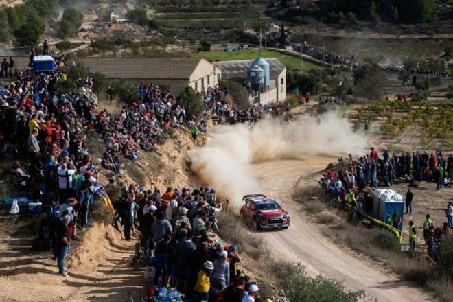 El Catalunya regresará al WRC la próxima temporada