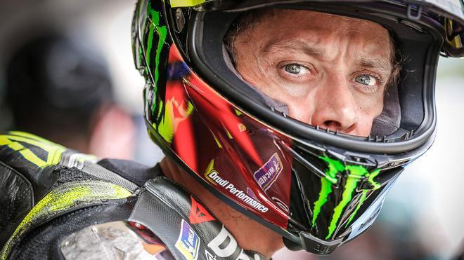 Valentino Rossi medita su futuro