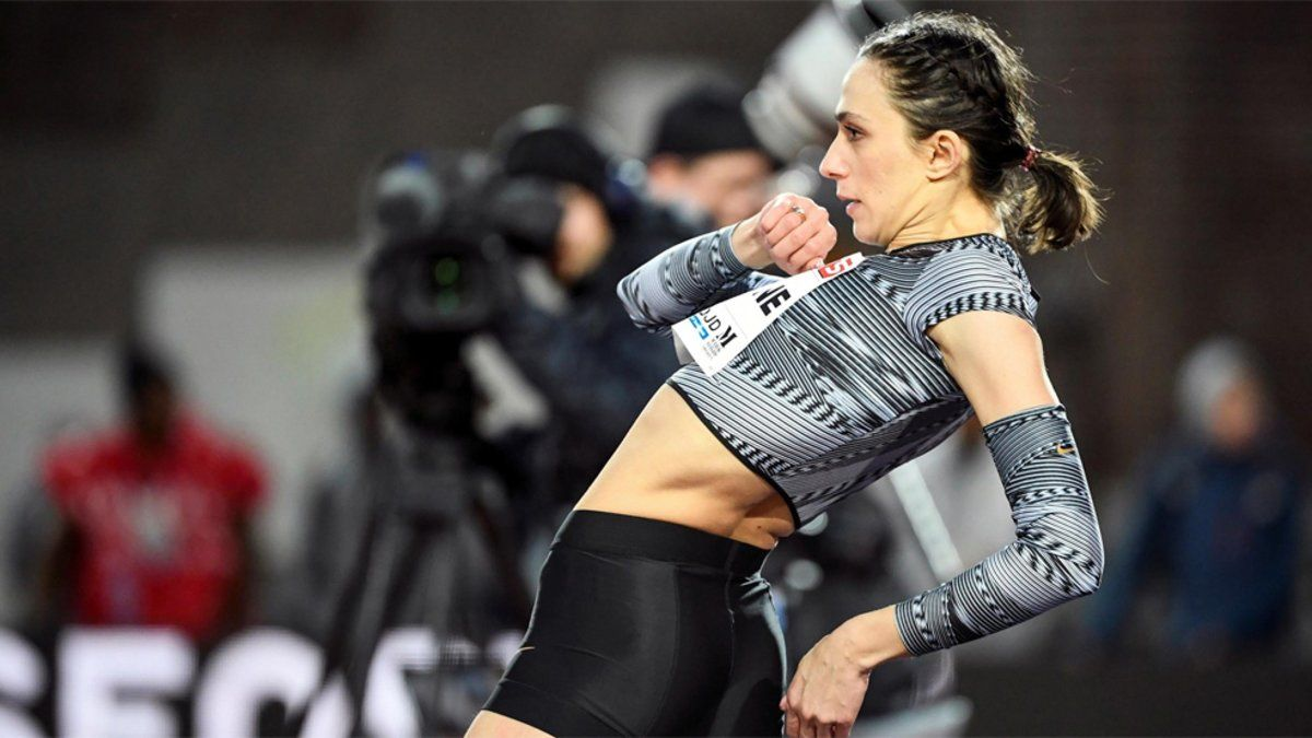 Lasitskene saltará altura en Tokio, pero como atleta neutral