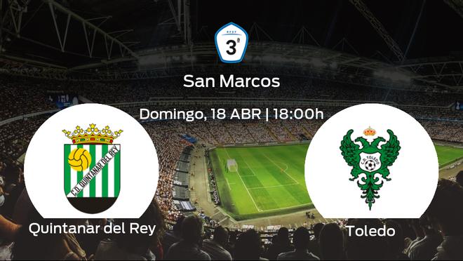 Previa del partido de la jornada 3: Quintanar del Rey contra Toledo