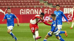 El Oviedo suma cinco partidos consecutivos sin perder