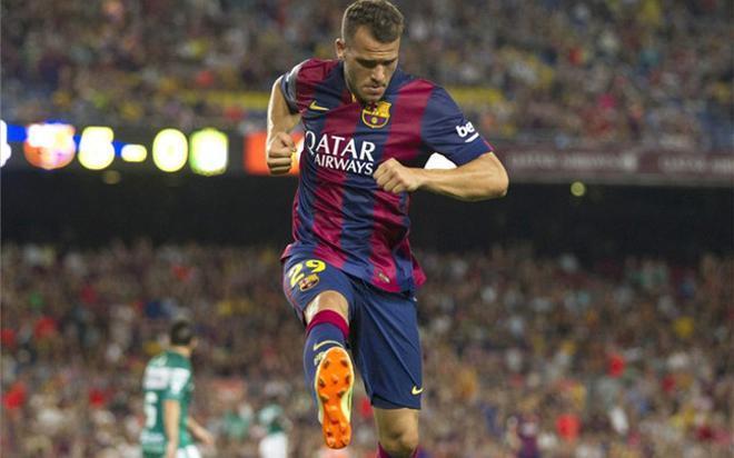 Sandro jugará con la sub 21