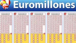 Resultado del Sorteo del Euromillones del martes, 20 de abril de 2021