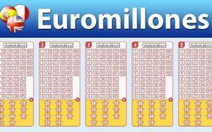 Resultado del Sorteo del Euromillones del martes, 23 de febrero de 2021