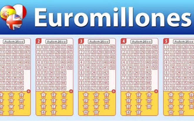 Resultado del Sorteo del Euromillones del viernes, 26 de febrero de 2021
