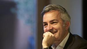 Víctor Font, a punto