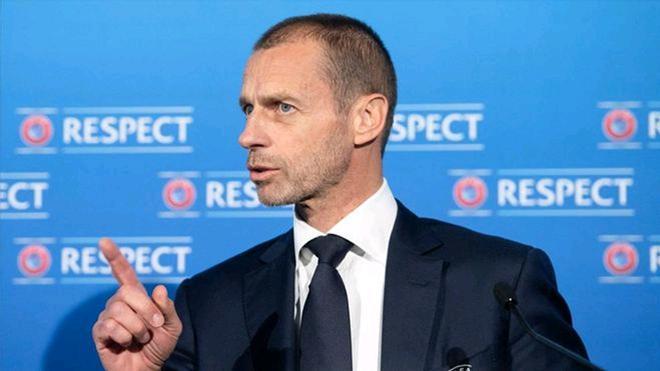 Ceferin volvió a cargar contra la Superliga: Han delatado falta de comprión al significado del fútbol European
