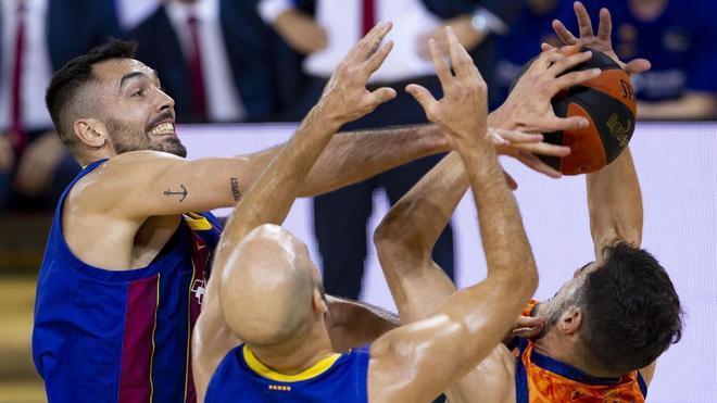 El Barça visita al Acunsa GBC en un gran momento defensivo