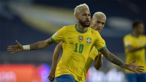Neymar: Para mí es emocionante, estos dos últimos años fueron muy complicados
