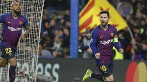 El recital de Messi para contestar a Cristiano