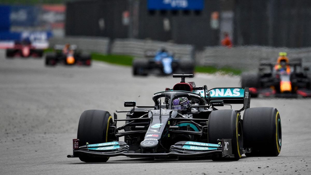 La carrera por la pole del GP de Turquía de Fórmula 1