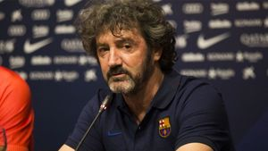Nuevo cargo en el Barcelona para José Mari Bakero