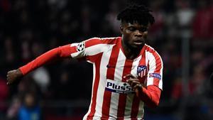 El Atlético tendrá un mes para sustituir a Thomas
