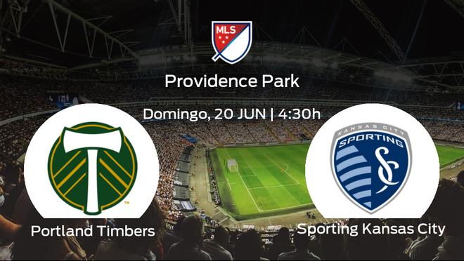 Jornada 11 de la Major League Soccer: previa del encuentro Portland Timbers - Sporting Kansas City