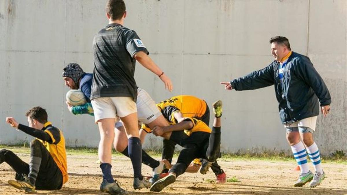 Cuando el Rugby es un ejemplo de integración en las cárceles