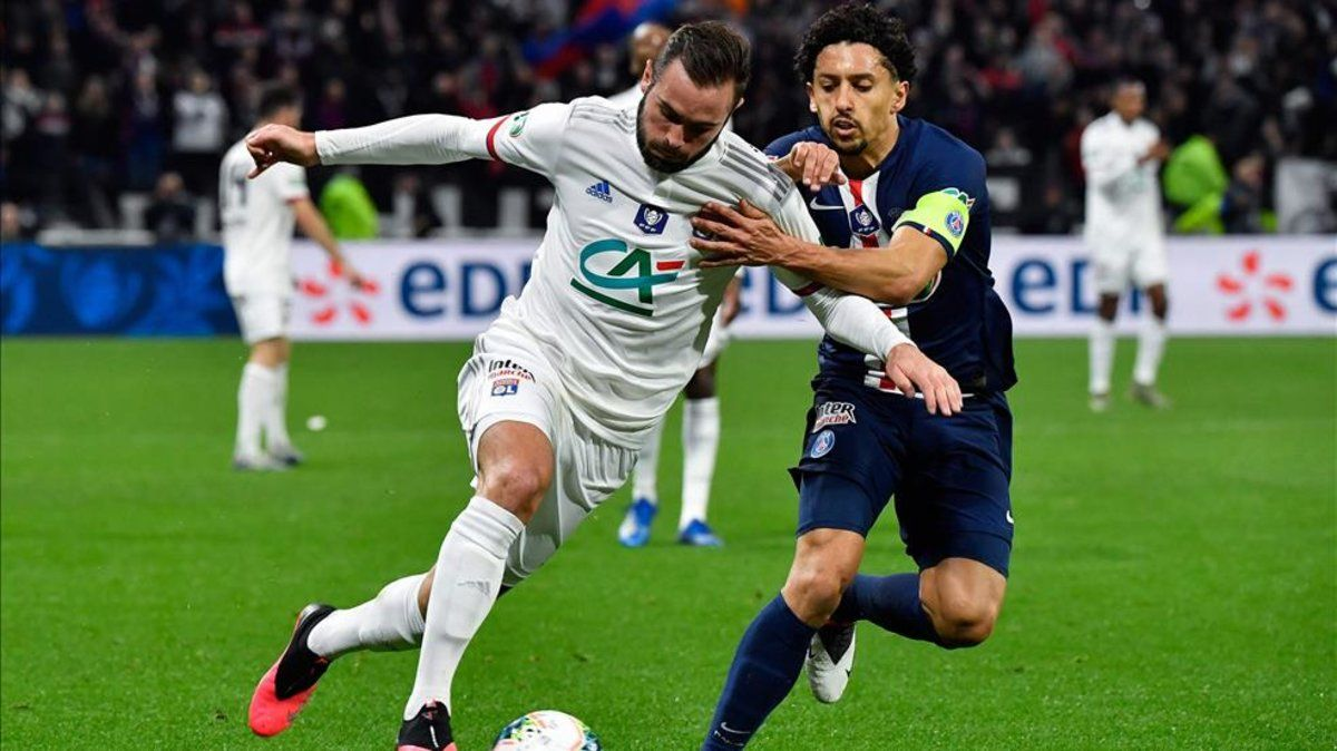 La Copa de la Liga en Francia ha quedado aplazada sine die