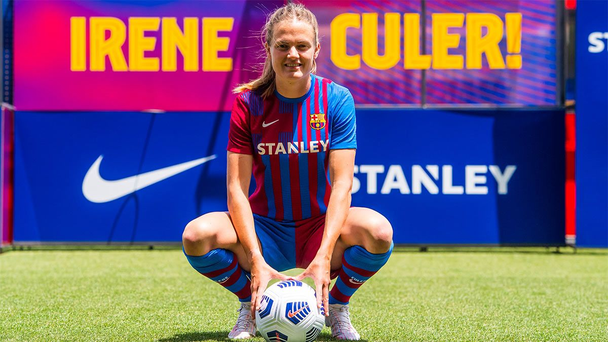 Irene Paredes: Tenemos el mejor equipo de Europa