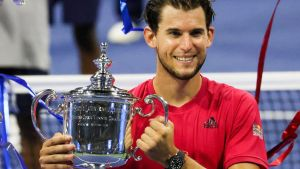 Thiem obtuvo su primer Grand Slam