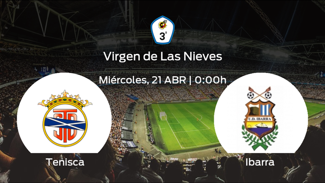 Previa del partido de la jornada 16: Tenisca contra Ibarra