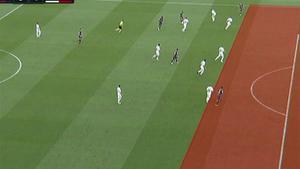 El VAR dio suspense al primer gol de la temporada de Suárez - LALIGA