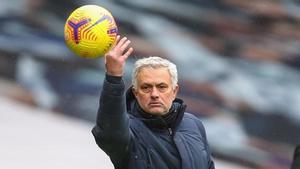 Mourinho, y su respuesta sobre por qué el equipo ha dejado escapar tantos puntos