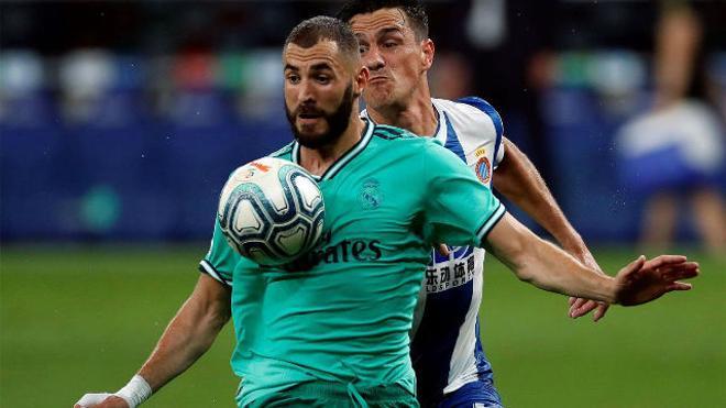 Zidane elige el taconazo de Benzema sobre los de Guti