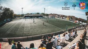 La edición de 2021 de The Cup tendrá como escenario el campo del Manlleu