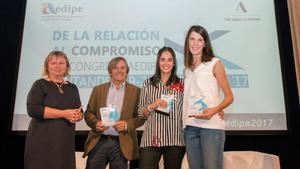Pichu Torcida, María Pardo y Ruth Beitia, premiados por la Fundación Adecco