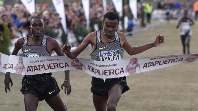 Ayalew defenderá el triunfo logrado en 2016 en Atapuerca