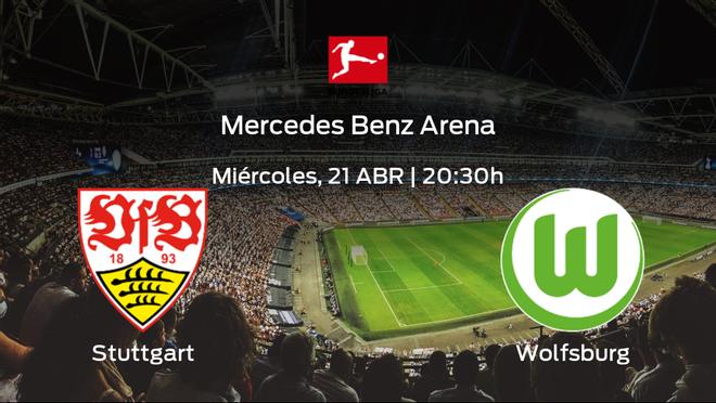 Previa del partido: el Stuttgart recibe en casa al VfL Wolfsburg