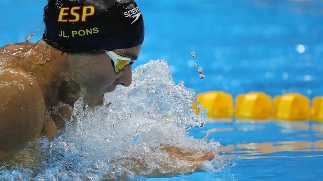 Pons se llevó el récord