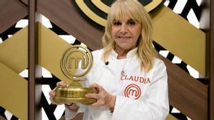 La Tata, ex de Maradona, vencedora de MasterChef Celebrity Argentina