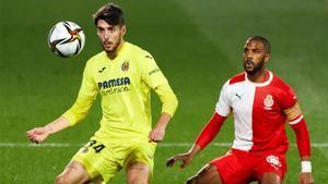 El Villarreal elimina al Girona de la Copa: el resumen del partido